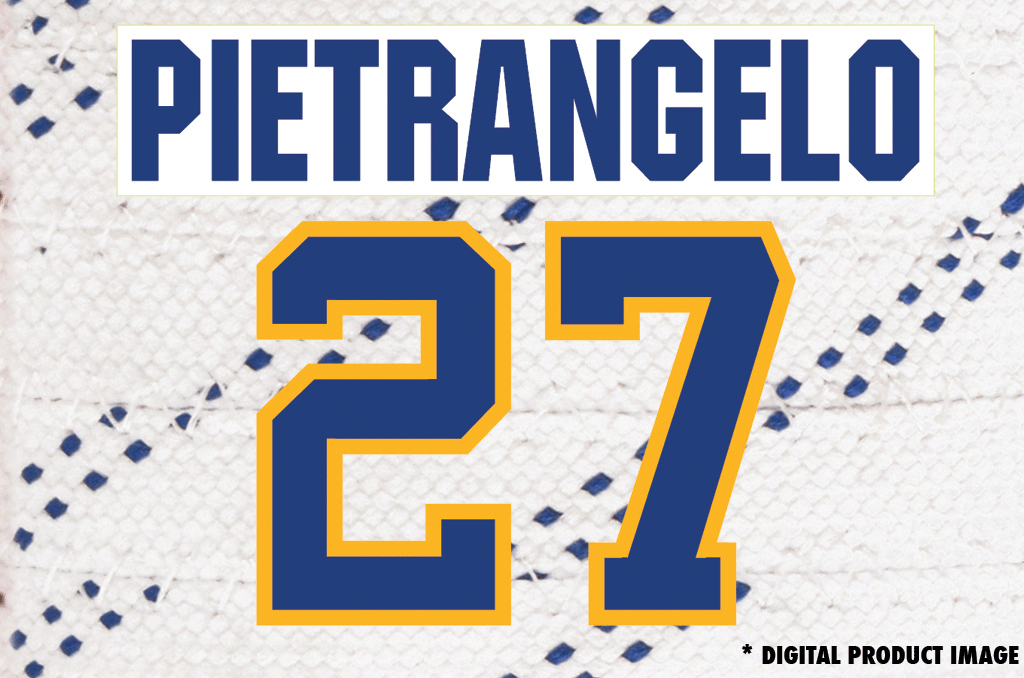 Alex Pietrangelo #27