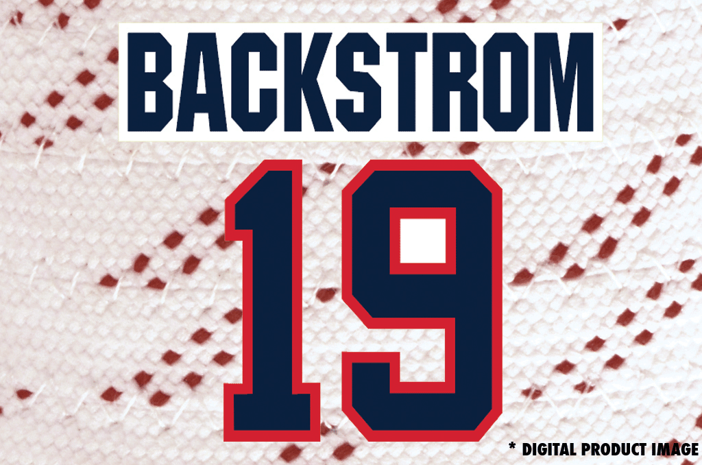Nicklas Backstrom #19