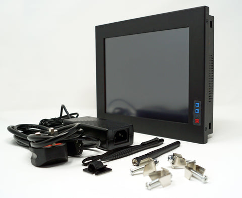 INDUSTRIAL PANEL MOUNT TOUCH SCREEN 10''