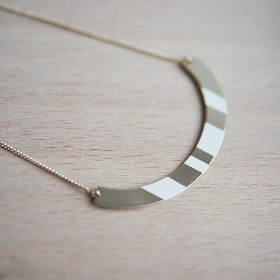 Collier Tigre small - Beau jour