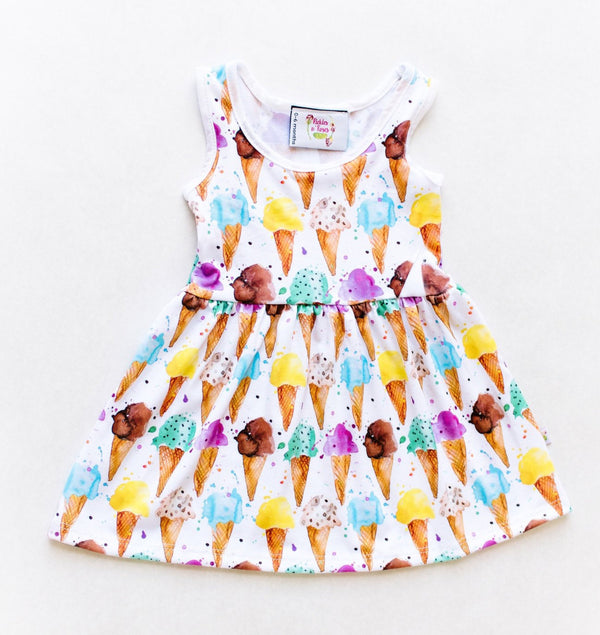 Ice Cream Play Dress