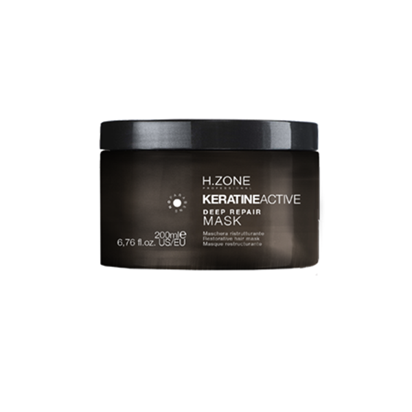 H.Zone KERATINE ACTIVE - Maschera DEEP REPAIR MASK