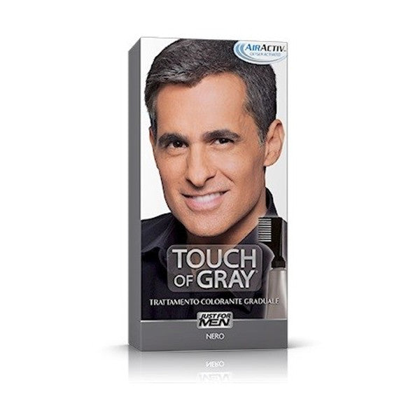 JUST FOR MEN - Trattamento Colorante Touch Of Gray Nero