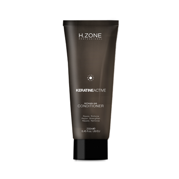 H.Zone KERATINE ACTIVE - DETANGLING CONDITIONER 1000 ml