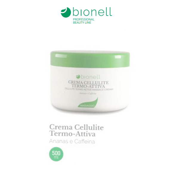 CREMA CORPO MASSAGGIO CELLULITE TERMO-ATTIVA 500 ML BIONELL