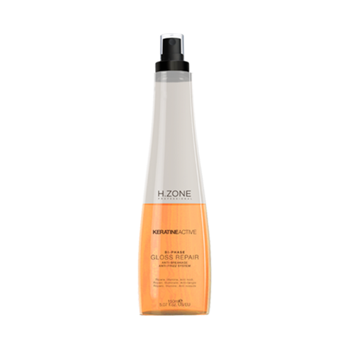 H.Zone KERATINE ACTIVE - Gloss Repair bi-fasico 150ml