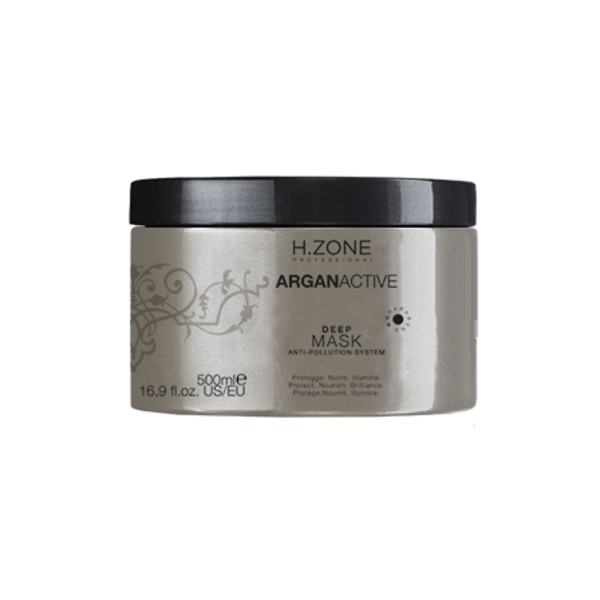 H.Zone ARGAN ACTIVE - Maschera Hair Mask
