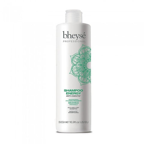Shampoo energy anti-caduta 500 ml BHEYSE' PROFESSIONAL