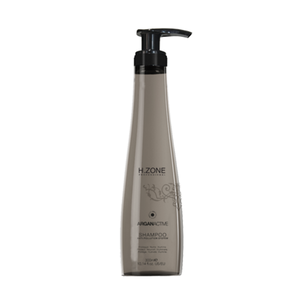 H.Zone ARGAN ACTIVE - Shampoo 1000 ml