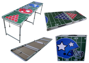 Beer Pong Bord - Amerikansk Football