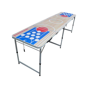 Beer Pong Bord - Basketball