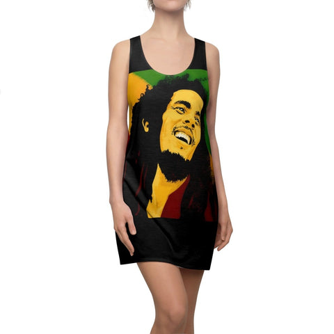 Bob Marley Women's Cut & Sew Racerback Dress RLW2521