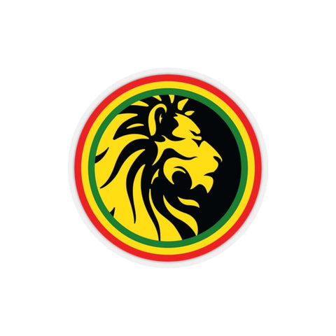 Lion of judah Kiss-Cut Stickers RLW2461