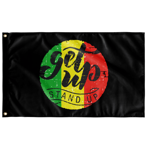 Get up stand up Flag RLW1888