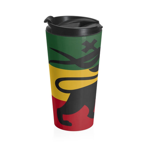 Lion of Judah Stainless Steel Travel Mug RLW2638