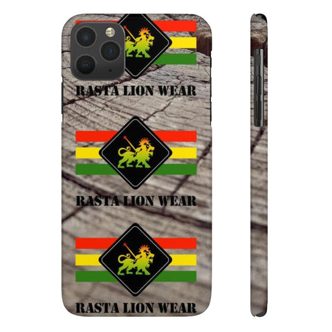 Rasta lion wear Case Mate Slim Phone Cases RLW2629
