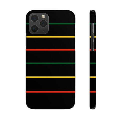 Rasta Case Mate Slim Phone Cases RLW2630