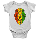 Lion of Judah Baby Bodysuit RLW1102