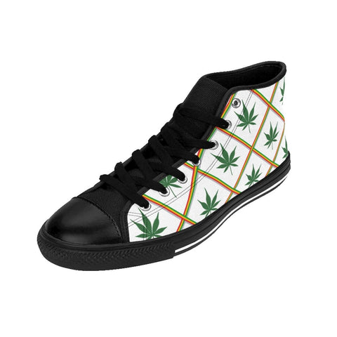 420 Women's High-top Sneakers RLW2061