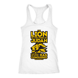 Lion of Judah Ladies T-Back RLW1346