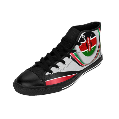 Kenyan Men's High-top Sneakers RLW1911