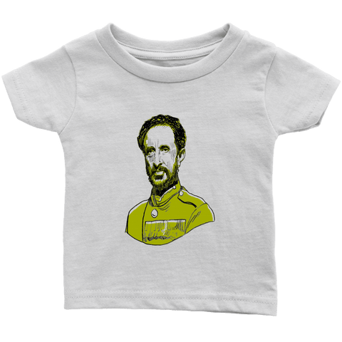 Haile Selassie Infant t-shirt RLW1724