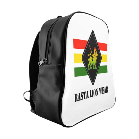 Rasta lion wear Backpack RLW1791