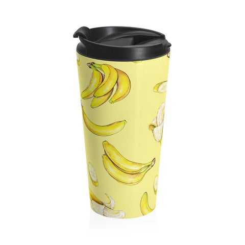 Banana print Stainless Steel Travel Mug RLW2640