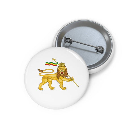 Lion of judah Pin Buttons RLW2932