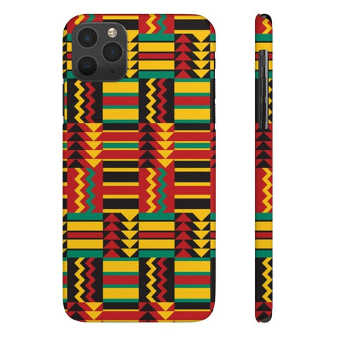 African print Case Mate Slim Phone Cases RLW2622