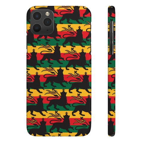 Lion of judah Case Mate Slim Phone Cases RLW2626