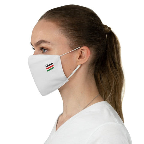 one love kenya Fabric Face Mask RLW1503