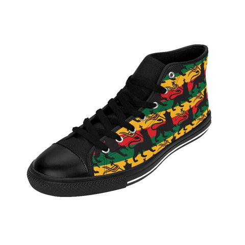 Lion of judah Women's High-top Sneakers RLW2063