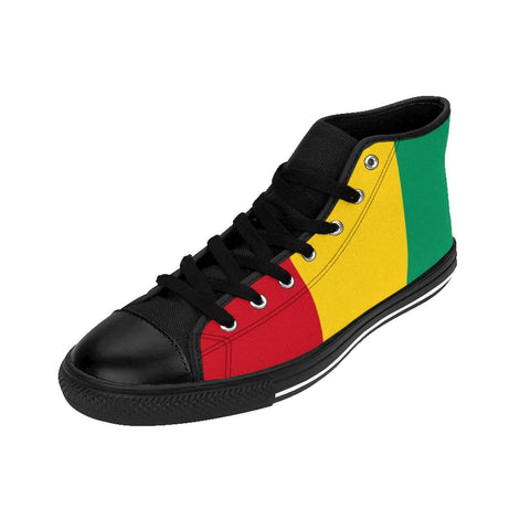 Rasta Men's High-top Sneakers RLW1910