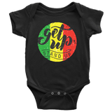 Get Up Stand Up Baby Bodysuit RLW895