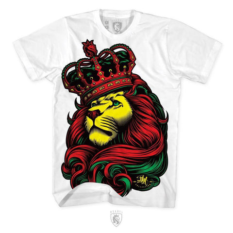 CROWN Rasta (White) RLW2145