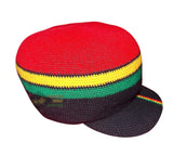 Wicked Rastafari/reggae/jamaican hand crocheted hat RLW263