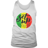 Get up stand up Men's Tank/singlet RLW1334