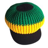 Cool hand crocheted hat RLW691