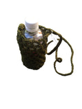 Jungle green water bottle holder RLW208