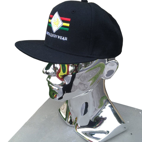 Wicked kings Rasta lion wear SnapBack RLW253