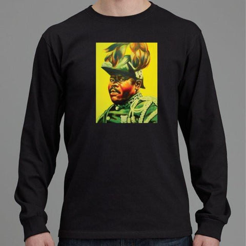 Marcus Garvey Mens T-shirt RLW153