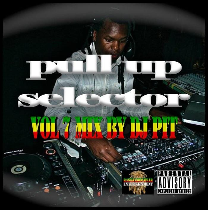 Pull up selector Vol 7 (Dancehall and reggae Mix by DJ PIT) RLW356