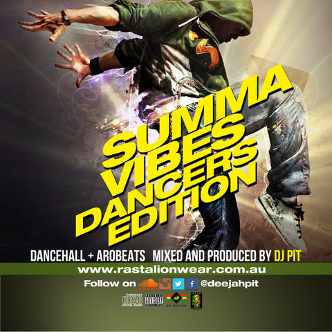 Summer vibes dancers edition mixed by DJ PIT RLW352