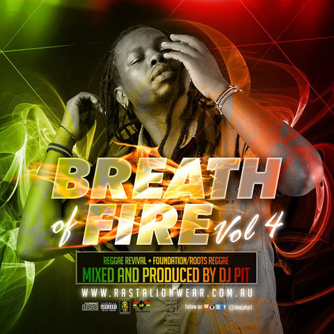 Breath of fire vol 4 mixed by DJ PIT RLW348