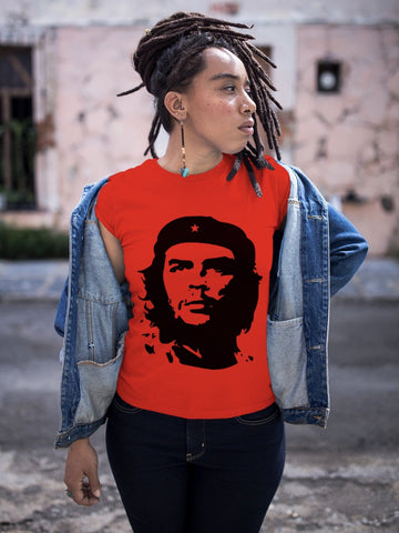 Che Guevara Revolutionary Women's T Shirt RLW612