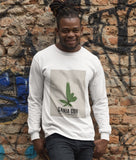 herb gun long sleeved men's t-shirt RLW570