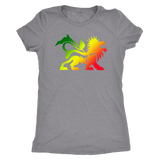 Lion of judah Womens t-shirt RLW2120