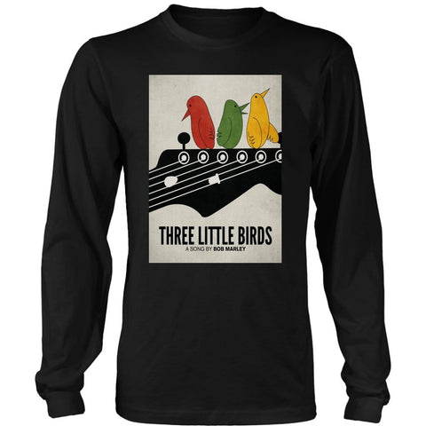 Three little Birds Men's long sleeved T-shirts RLW268
