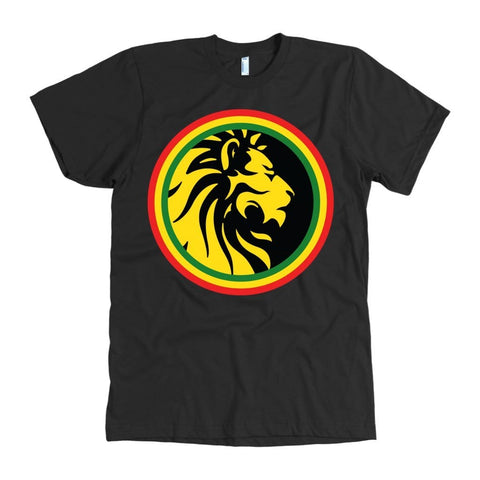 Lion of Judah Mens T-shirt RLW279